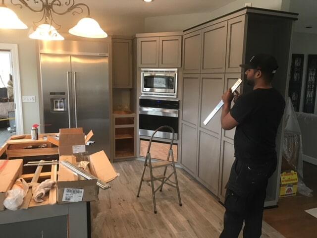 Marietta Georgia Refacing Kitchen Cabinet Specialists (770) 691-0466