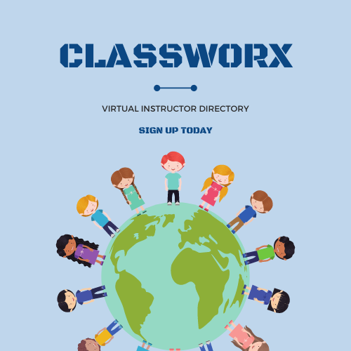 Classworx Virtual Class Services Connects Instructors with Students 470-448-4734