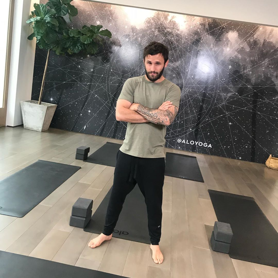 What's your excuse today....? Calvin Corzine Yoga