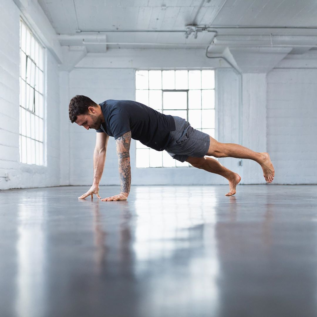 Stability is better than fancy yoga practice, convice me otherwise - Calvin Corzine Yoga