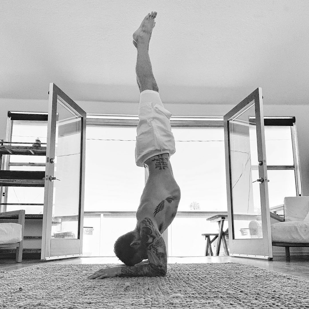 The rent to success is due every day, make sure you pay up - Calvin Corzine Yoga