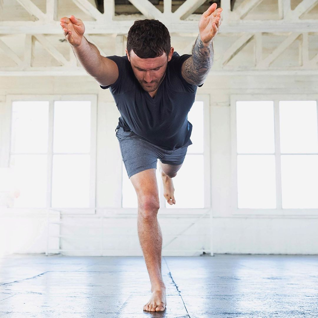 It'as always about the basics, this is Yoga for crosstraining - Calvin Corzine Yoga