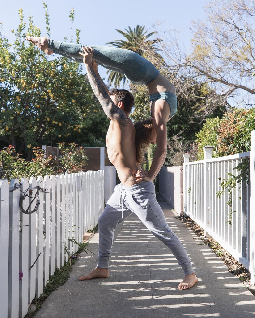 Surround yourself with positivity and those who lift you up - Calvin Corzine Yoga