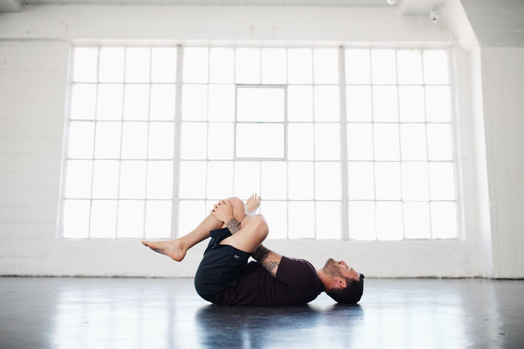 This beats handstands every day of the week, yoga life forever - Calvin Corzine Yoga
