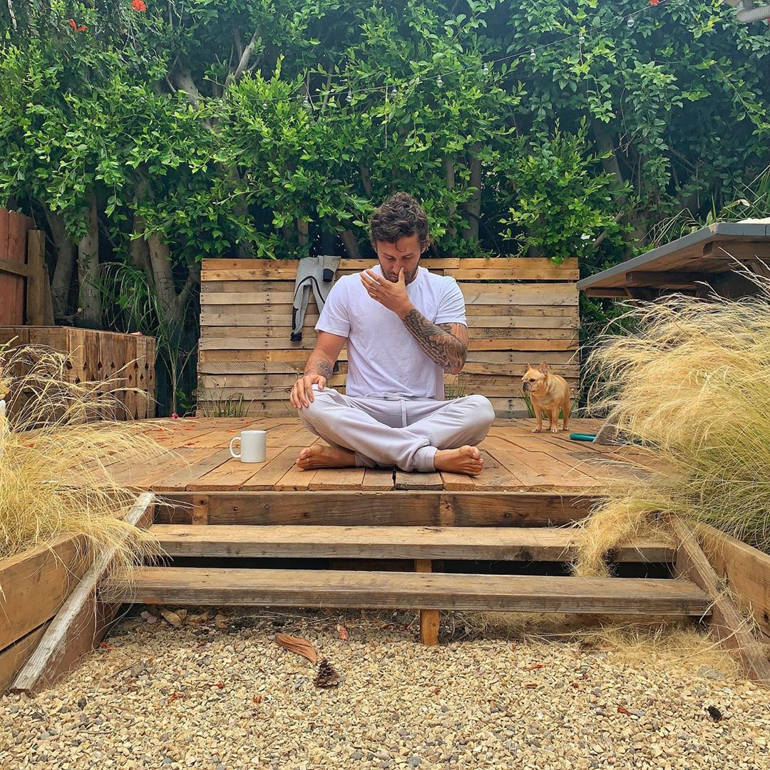 You don't get anxiety? I don't believe you - Calvin Corzine Yoga