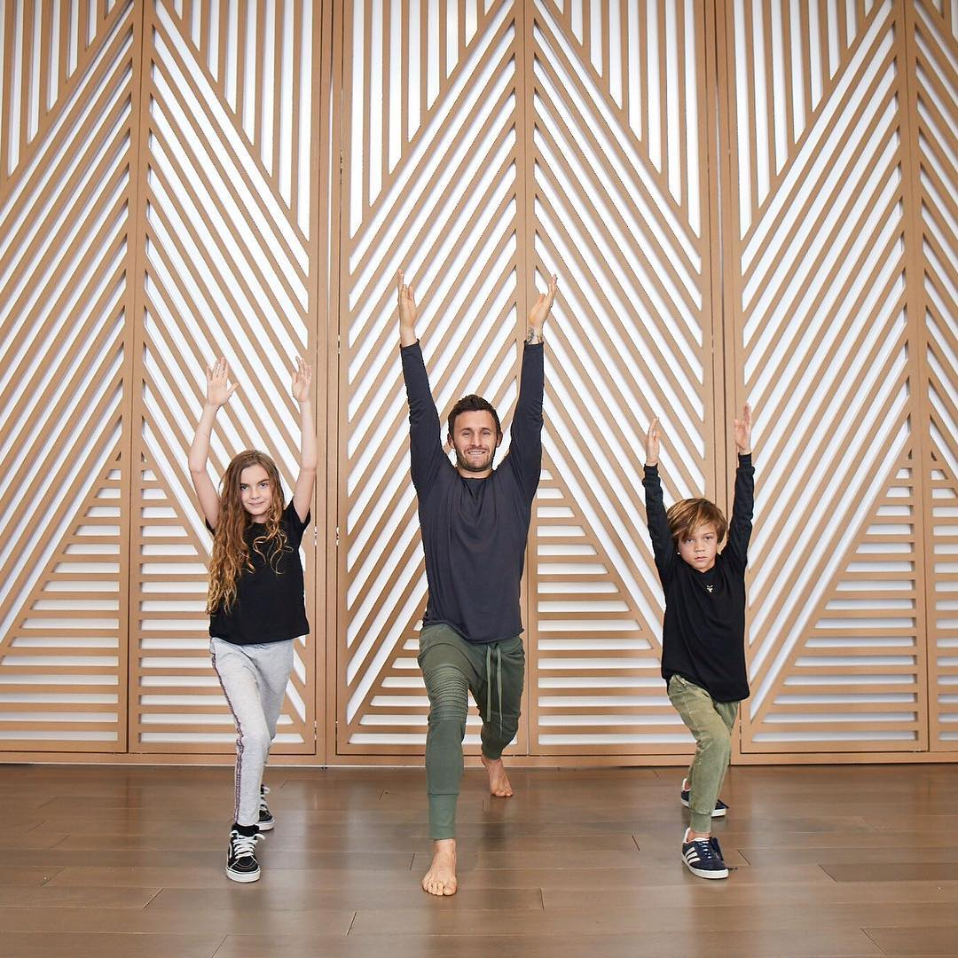 Kids yoga! - Cavin Corzine Yoga