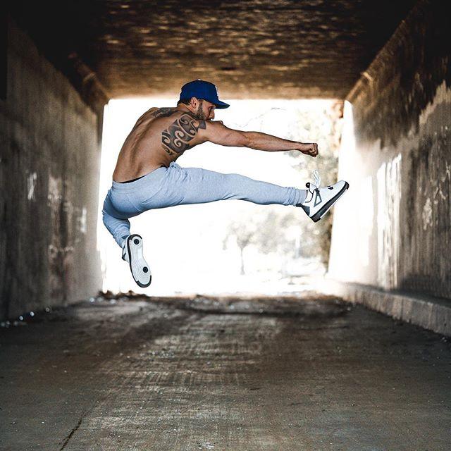 I'm a ninja - Calvin Corzine Yoga