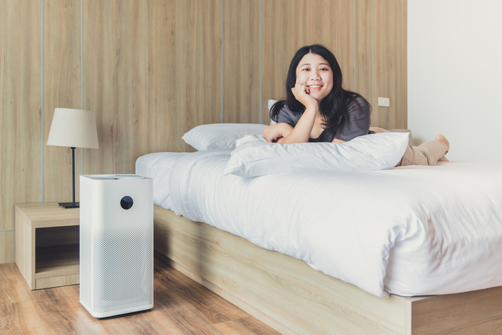 Bedroom Air Purifiers for VOCs and Pet Dander US Air Purifiers 888-231-1463