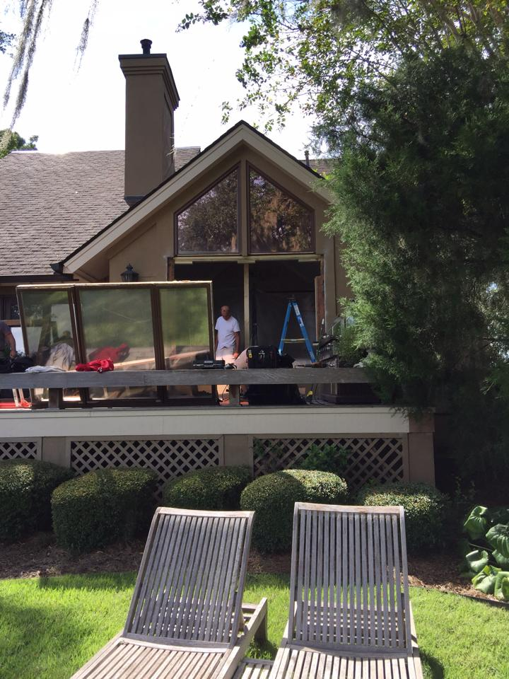 Structural Repairs in Savannah Georgia Home Owners Call American Craftsman Renovations