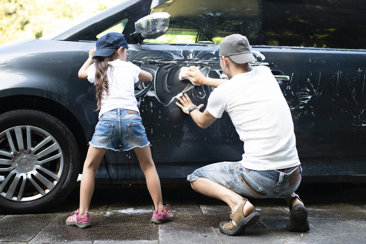 Superior Exterior Car Care Cleaning Products Johnny Wooten 336-759-2120