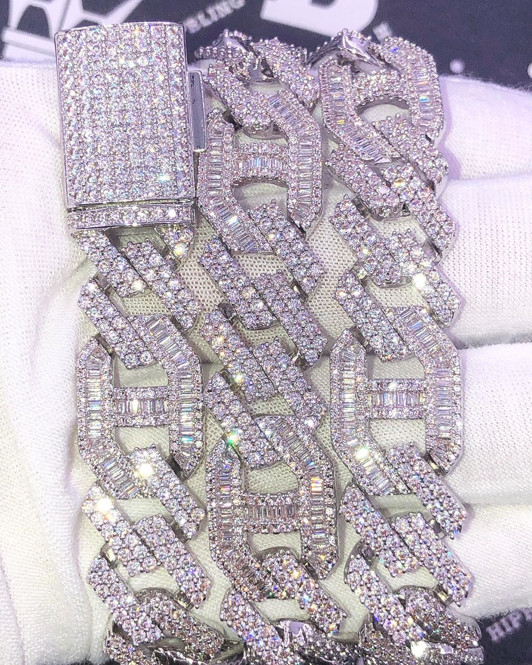 Brand new ice, cop your own when you order from Hip Hop Bling online.