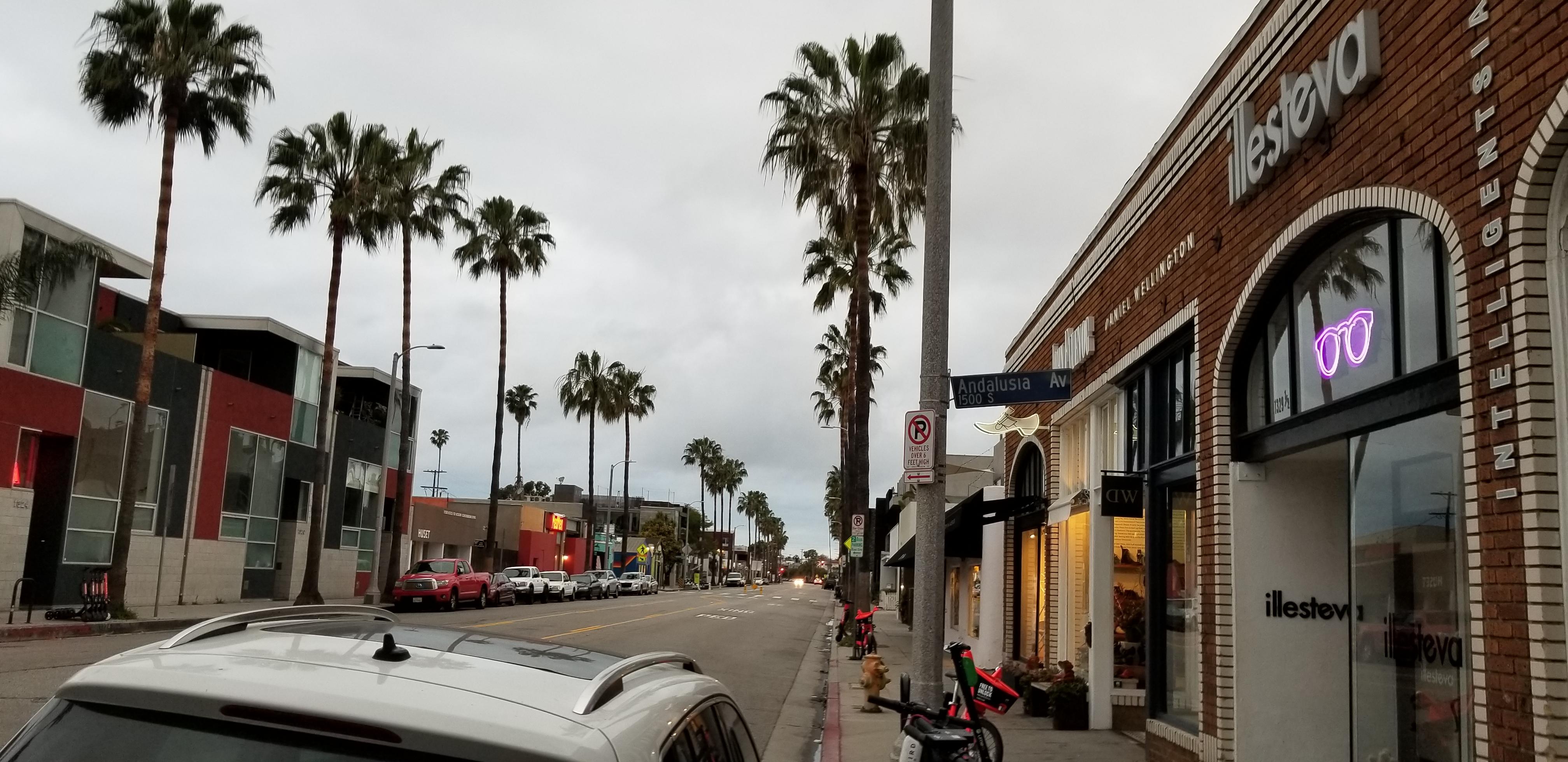Abbott Kinney Venice Beach