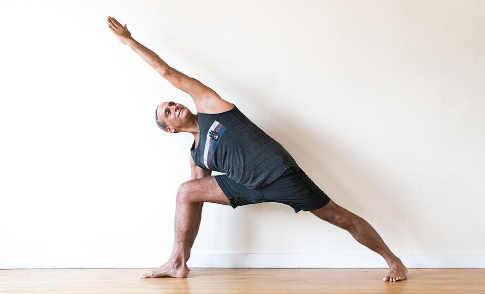 Vinnie Marino ZOOM Yoga
