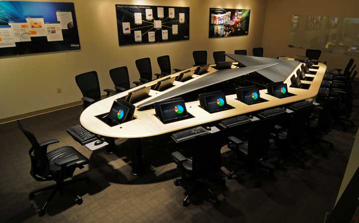 Custom Designed Conference Tables