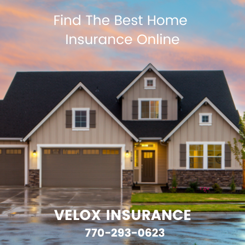 Velox Insurance Best Insurance Rates Online Home Auto 770-293-0623