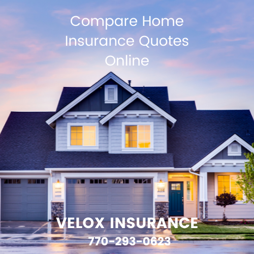 Save on Home Auto Insurance Compare Rates Online Velox Insurance 770-293-0623