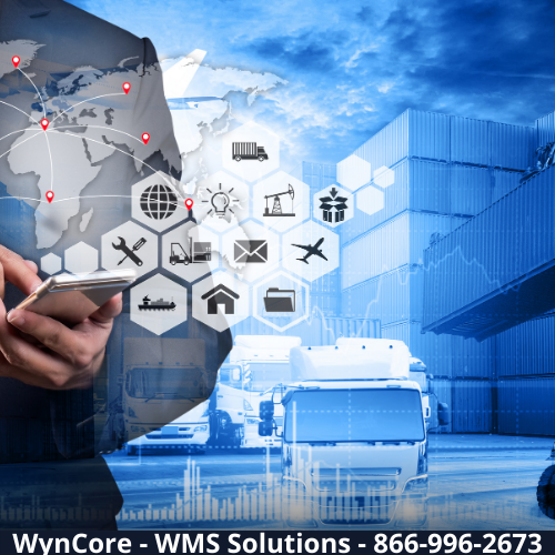 Customize Warehouse Management Systems Manhattan Software WynCore 866-996-2673