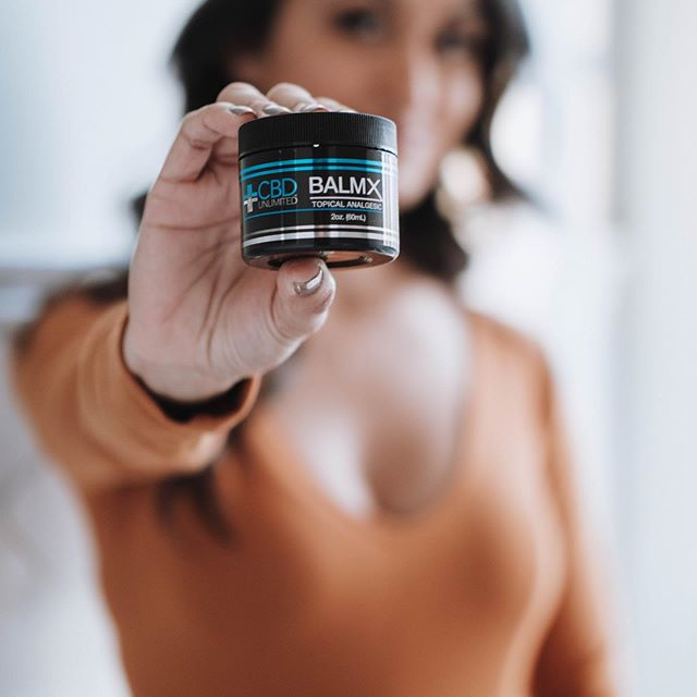 Our topical balm is here to soothe aches after a workout, try it for yourself! - CBD Unlimited