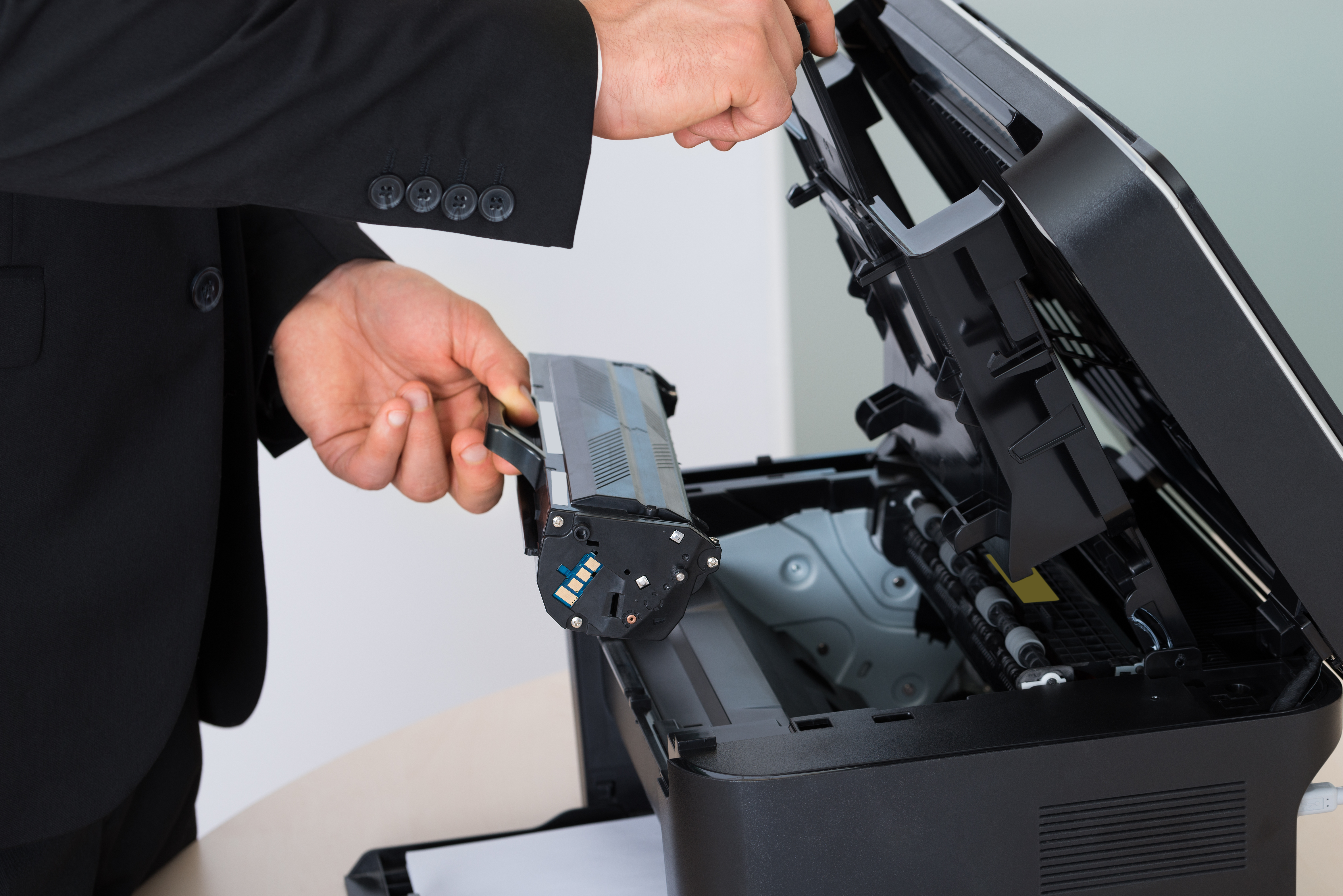 Printer Servicing And Repair Is Available In Charleston From The Office People. Call 843-769-7774
