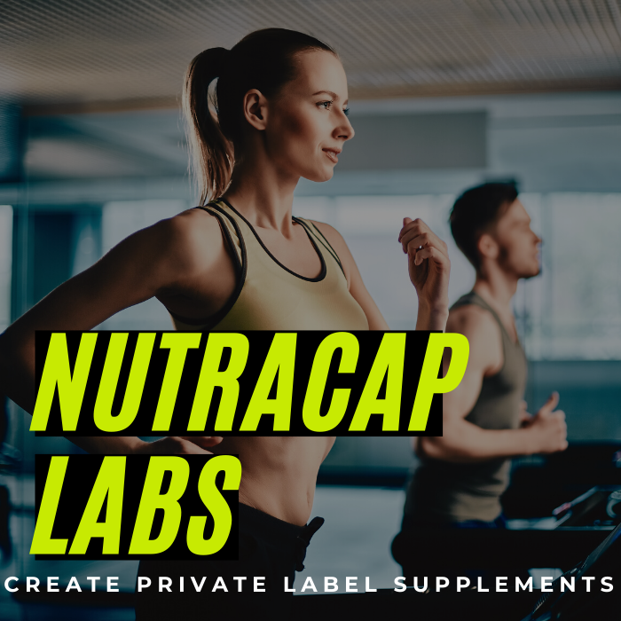 Start Your Private Label Supplement Line NutraCap Labs 800-688-5956