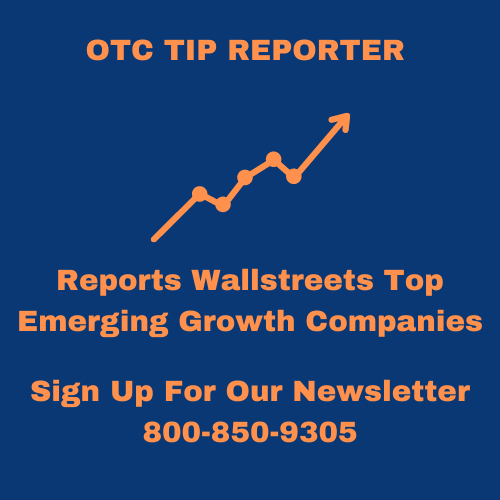 Increase Visibility to Shareholders OTC Tip Reporter Best Stock Alerts Newsletter 800-850-9305