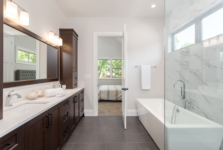 Get a Free Estimate on Bathroom Tile in Johns Creek Call 770-218-3462