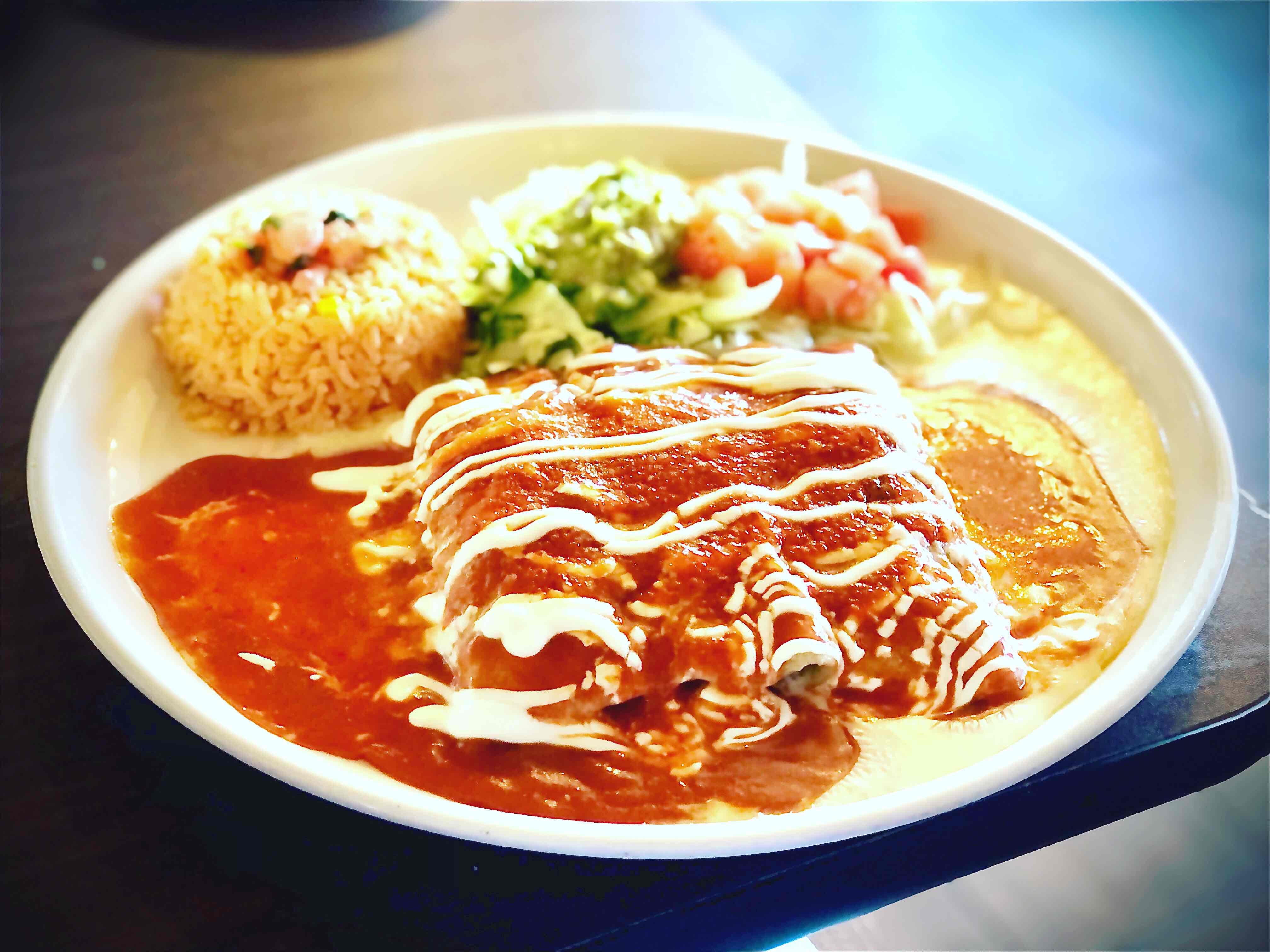 Yummy Mexican Food