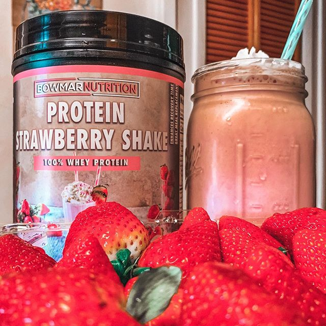 Low calorie, high protein shake! Give this a shot, discount code linked in my posts!