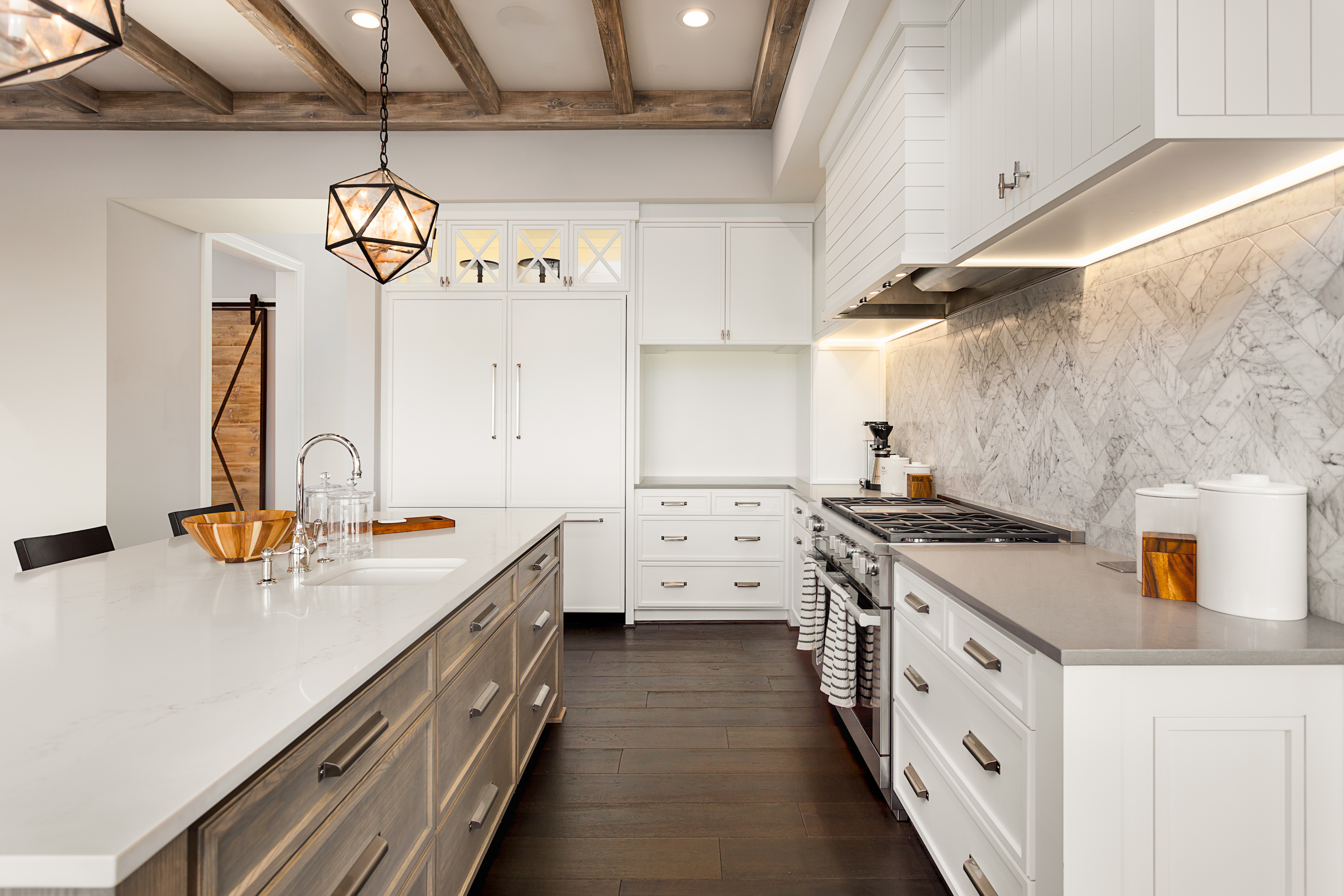 Call Select Floors For Sandy Springs Kitchen Cabinet Refacing 770-218-3462
