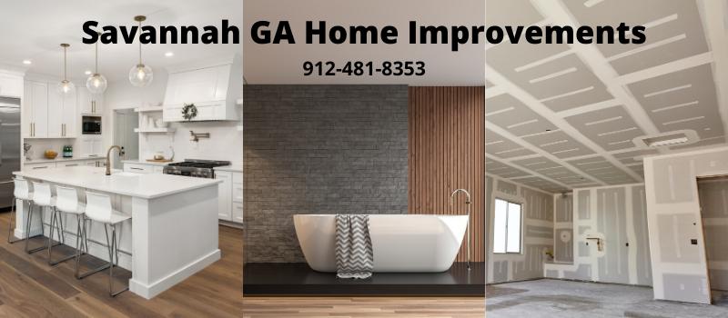 Custom Bathroom Kitchen Renovations Savannah GA 912-481-8353