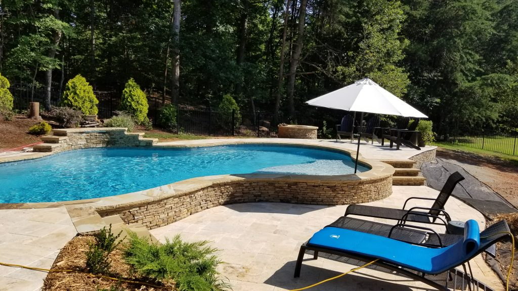 CPC Pools is the superior concrete pool builder in Denver NC