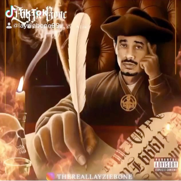 Wanted Dead or Alive is out and available NOW, go get it - Layzie Bone