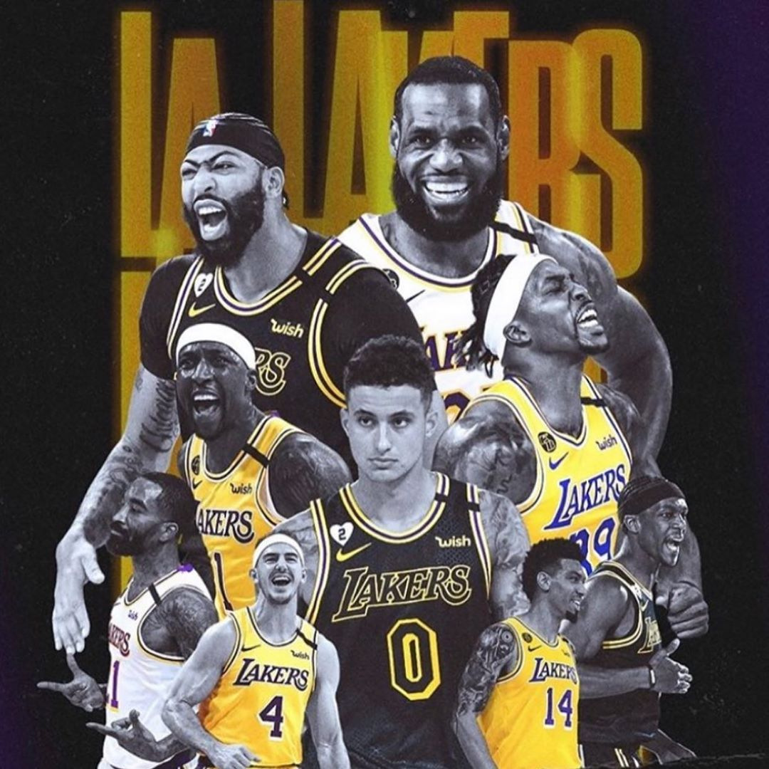 Congrats to Lebron and the Lakers, legends all of them - Layzie Bone