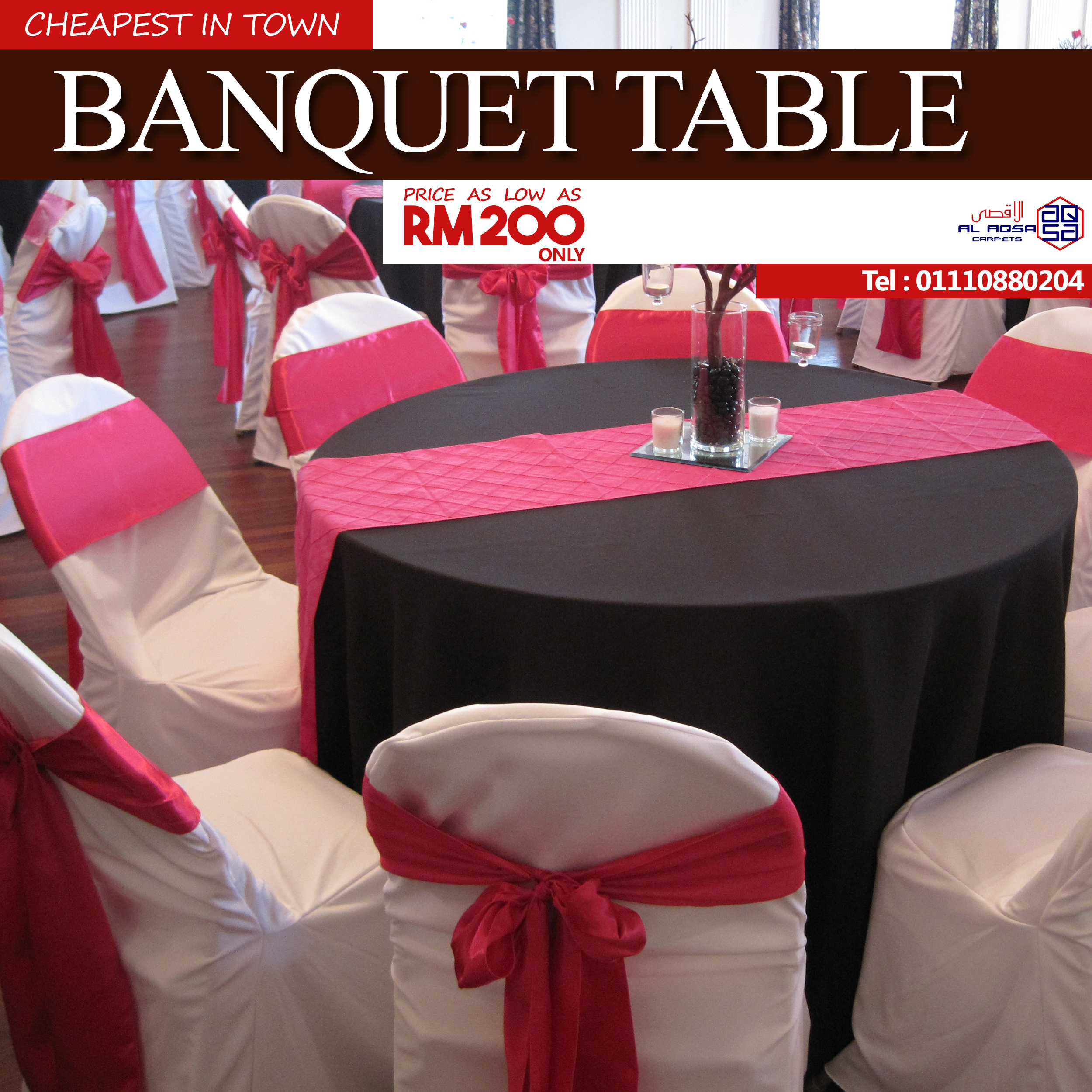 Banquet Tables For Sale Best Quality At Cheapest Price