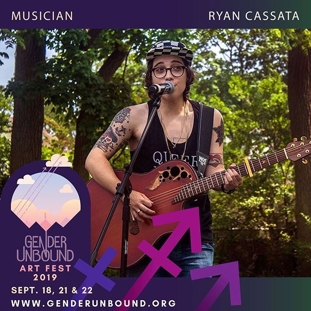 See you all in Austin, I can't wait to play for you - Ryan Cassata