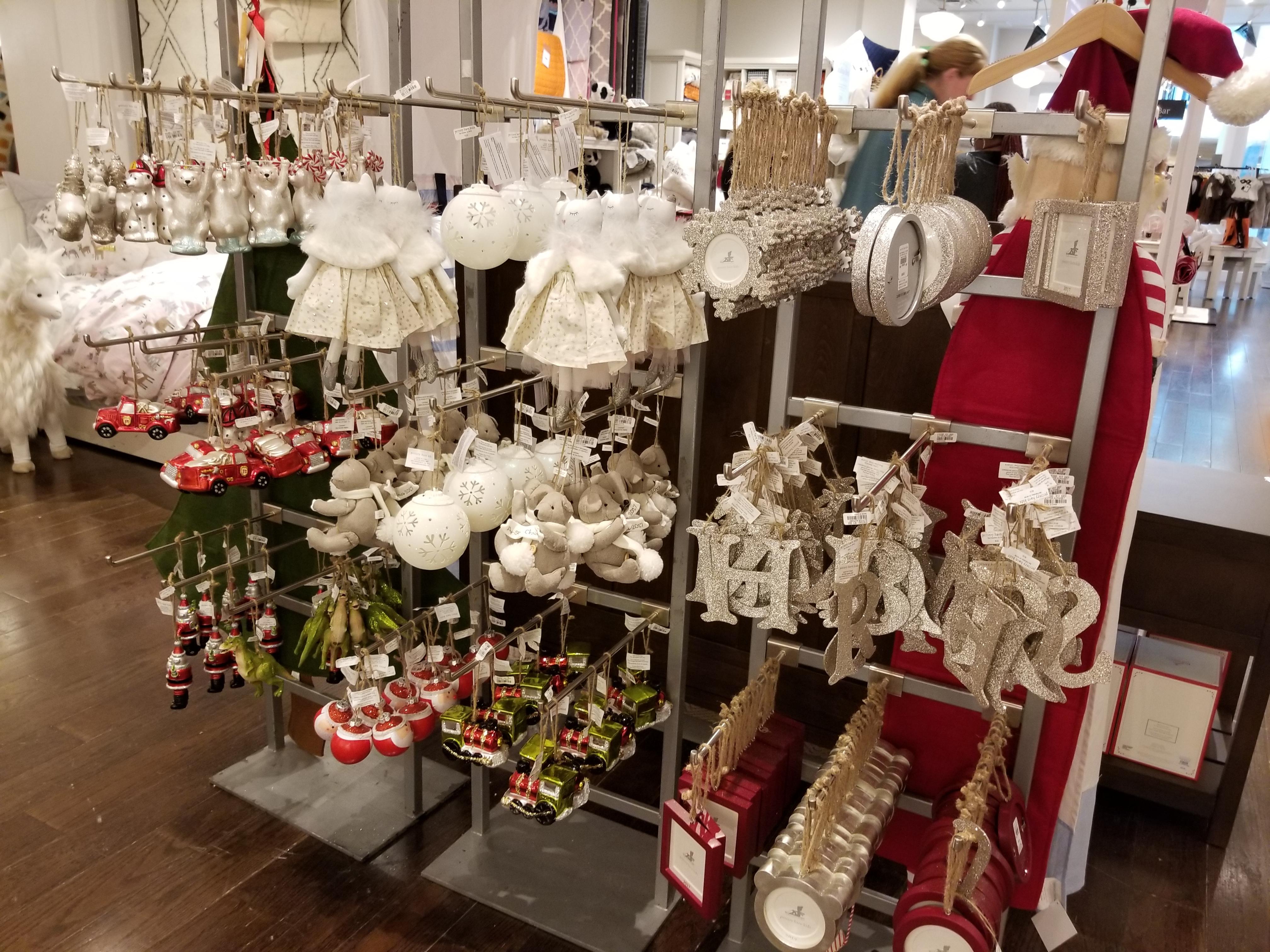 Pottery Barn Christmas.Pottery Barn Kids At Lenox Mall Has A Big Selection Of
