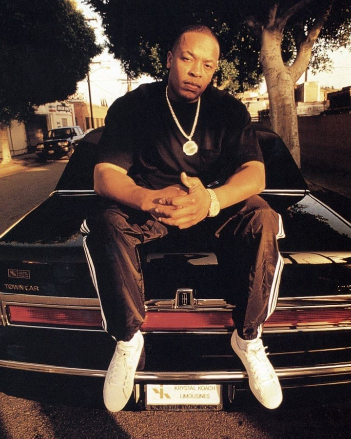 Dr. Dre the legend, icons do things differently - including their pendants. Hip Hop Bling