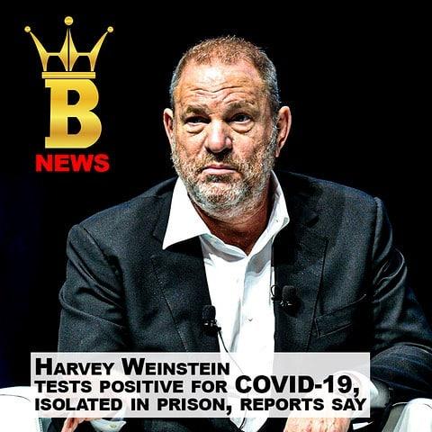 Karma or nah? Harvey Weinstein tests positive for COVID - Hip Hop Bling TV