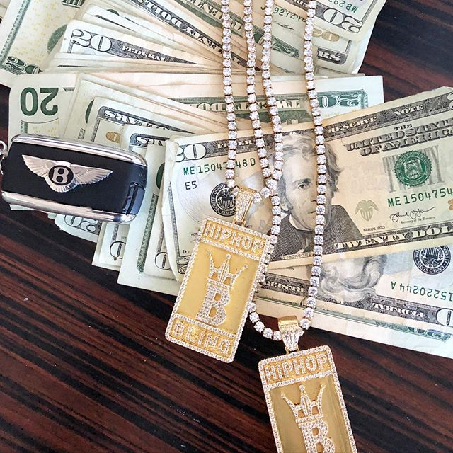 Stay icey, stay fresh and order premium custom jewelry for sale from Hip Hop Bling
