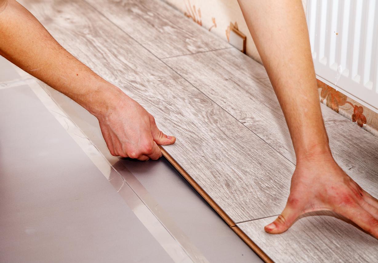 Best Luxury Vinyl Flooring Installation in Cumming Georgia Call 770-218-3462