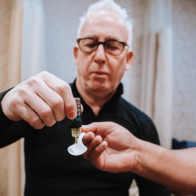 Dr Lebowitz uses our CBD drops for patients pre-op, try it today! - CBD Unlimited