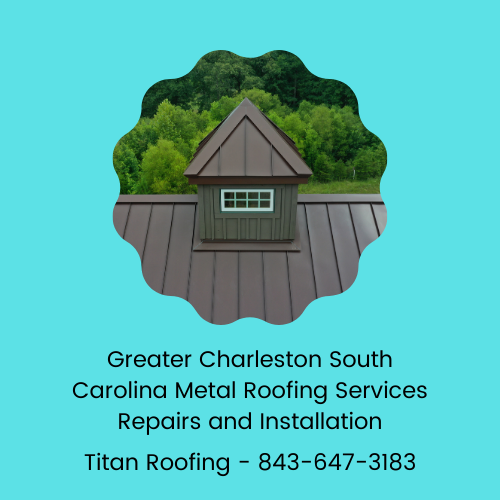 Titan Roofing Professional Metal Roofing Company Kiawah Island 843-647-3183