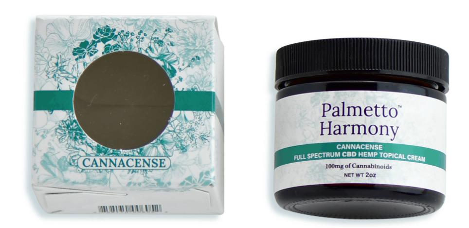 Superior CBD Hemp Oil Topical Cream Palmetto Harmony 843-331-1246